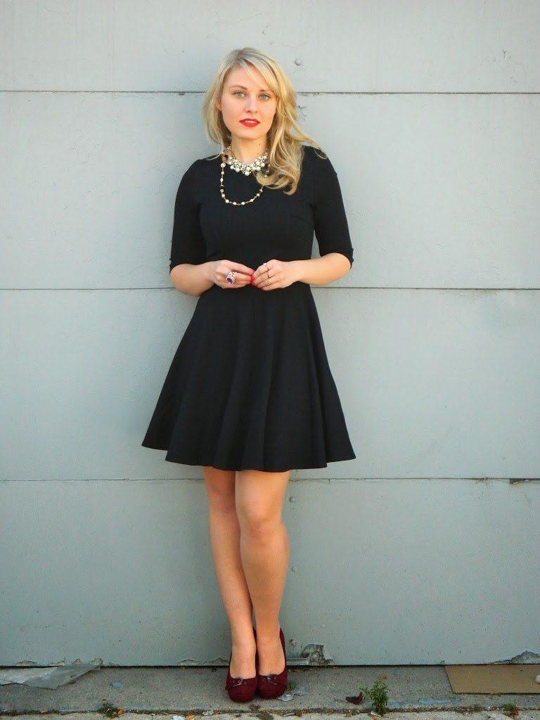 Black dress j crew - Lulus Dress Little Black Dress Women S Black Dress J Crew Necklace