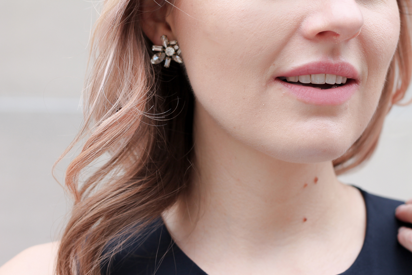 J.Crew Ornate 20's Earrings