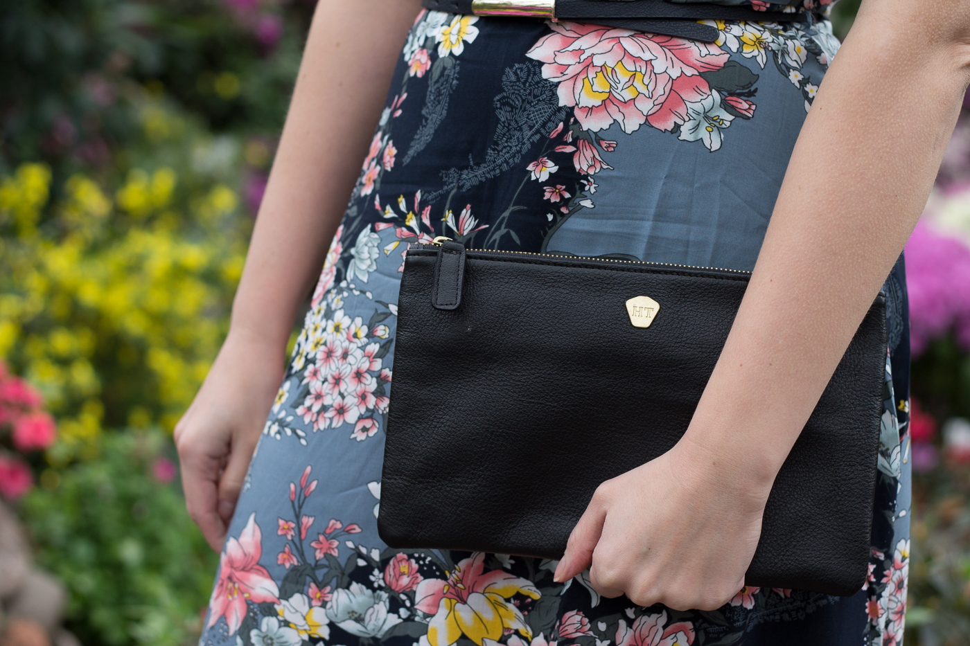 Holly & Tangier clutch for everyday