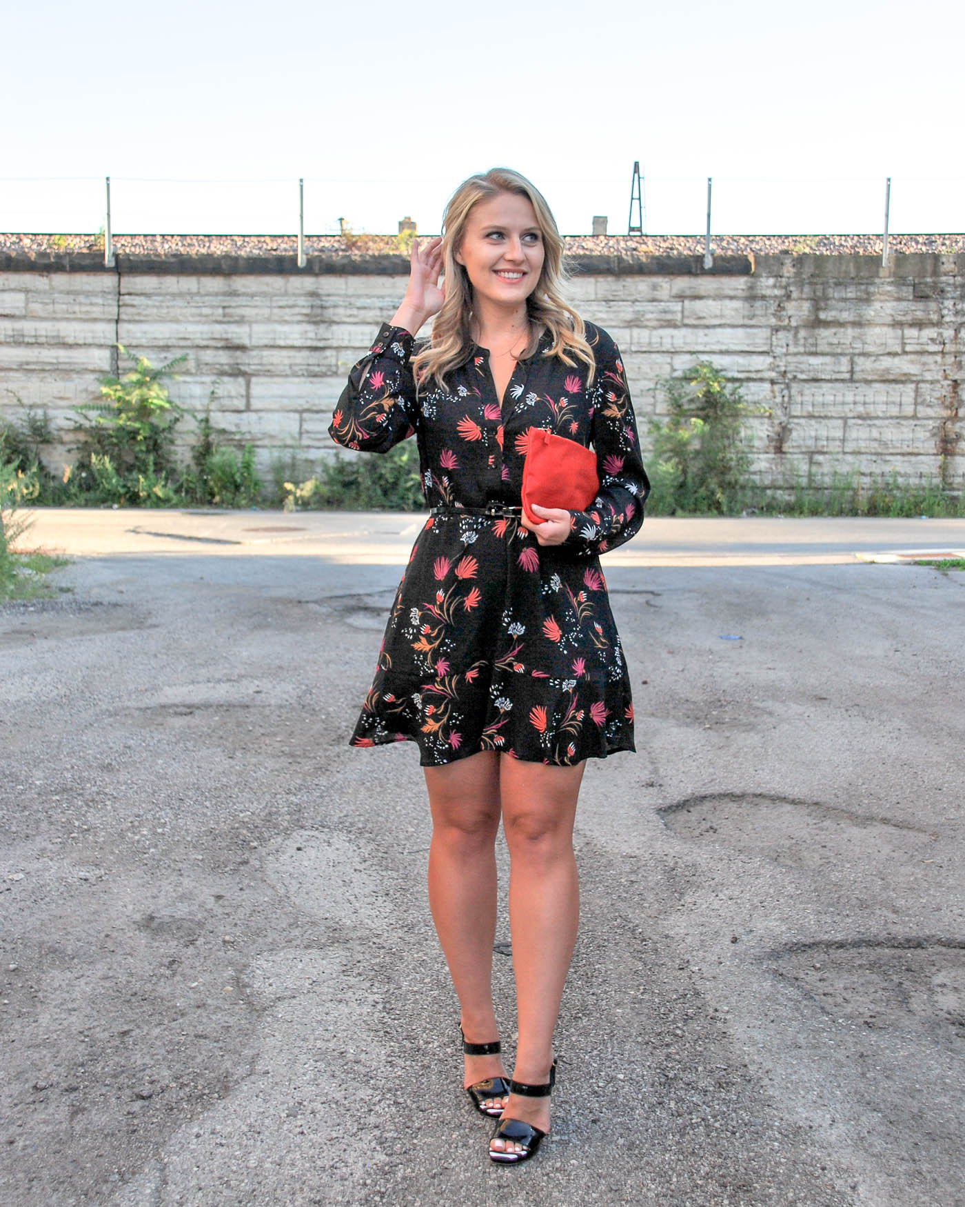 What to wear for a girls night out this late summer/fall season