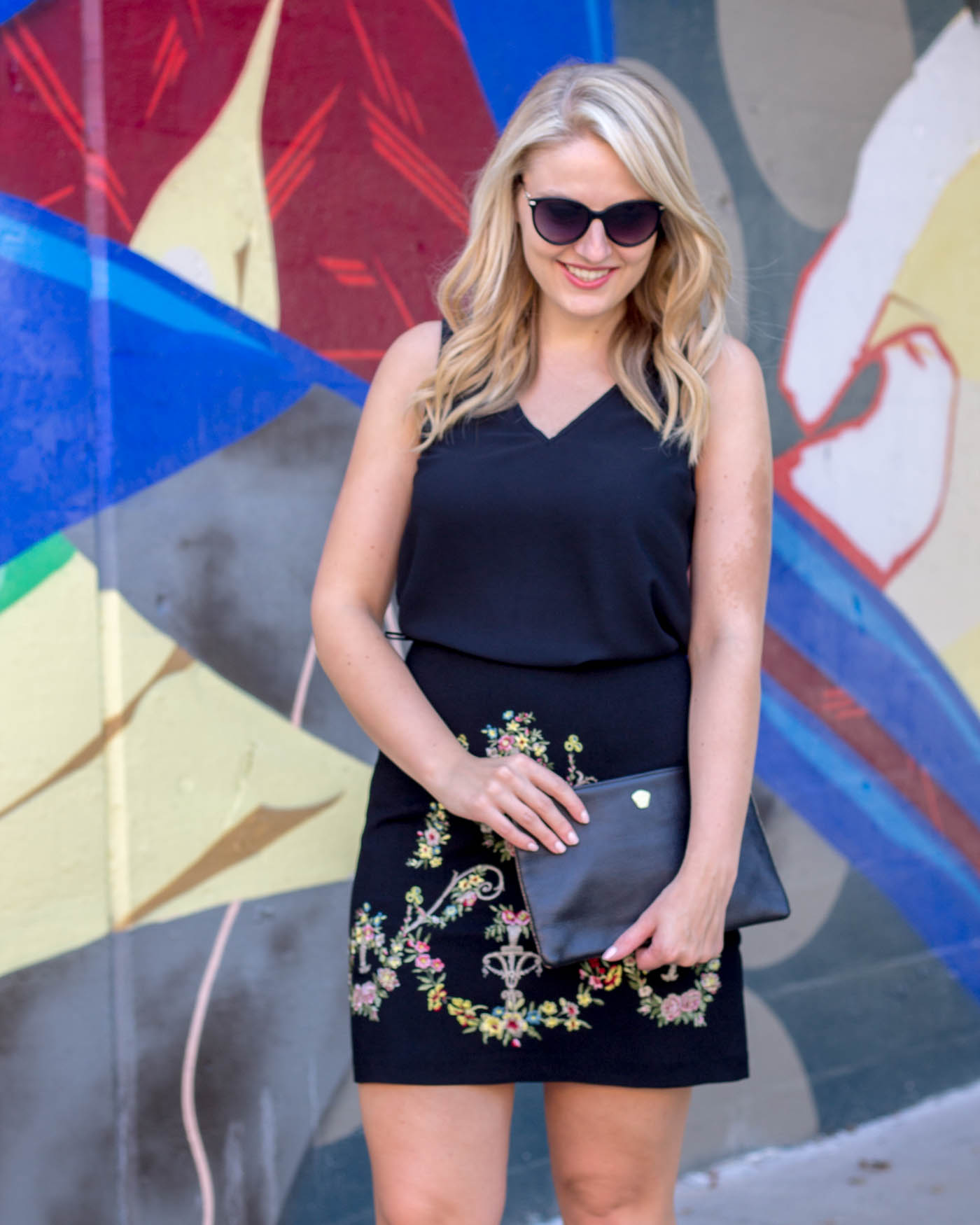 How to wear all black this fall season